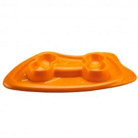 TG Bowl Hueso Tangerine