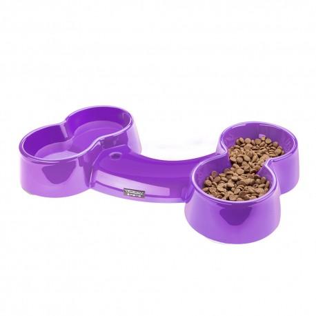 Bowl Hueso Mystic Purple - Envío Gratuito