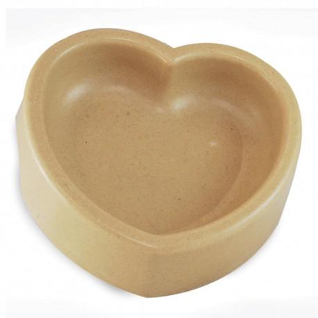 Bowl Bamboo Corazón - Envío Gratuito