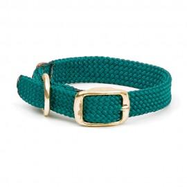 """Collar c/Broche Dorado 9/16"""" x 12"""""""