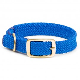 """Collar c/Broche Dorado 1"""" x 18"""""""
