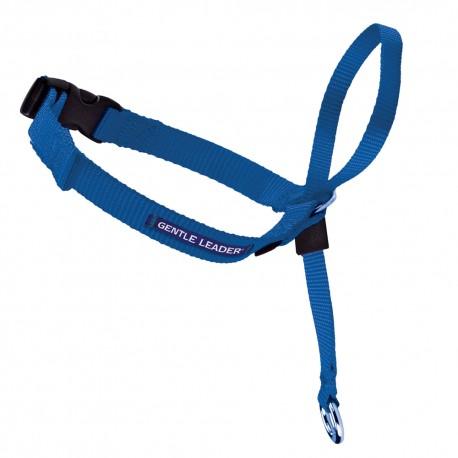 Collar Gentle Leader: Azul - Envío Gratuito