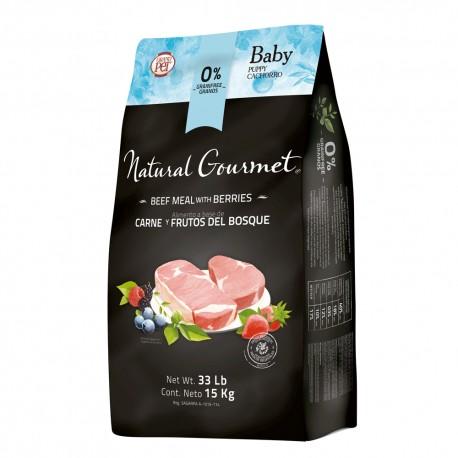 Natural Gourmet Baby Cachorros - Envío Gratuito