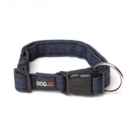 Collar Denim - Grande Por: Dogline