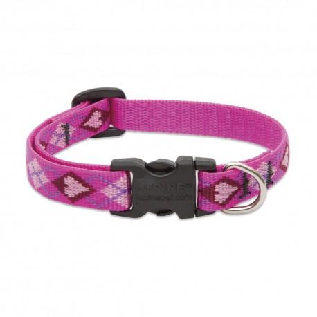 """Collar 1/2"""" Puppy Love - Envío Gratuito"""