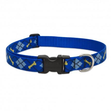 """Collar 1"""" Dapper Dog - Envío Gratuito"""