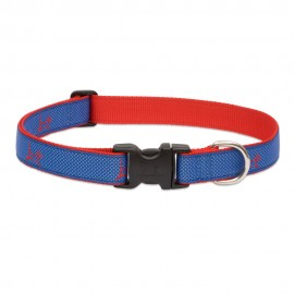 "Collar 1"" Newport Blue"
