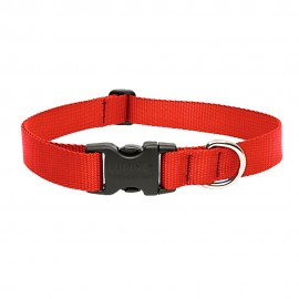"Collar 1"" Red"