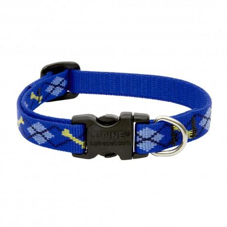"""Collar 1/2"""" Dapper Dog - Envío Gratuito"""