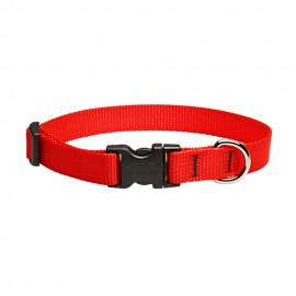 "Collar 3/4"" Red"