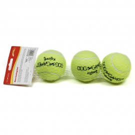 Tennis Ball Refill 3 Pack
