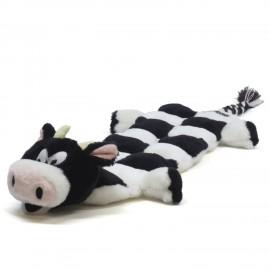 Squeaker Mat Long Body - Cow