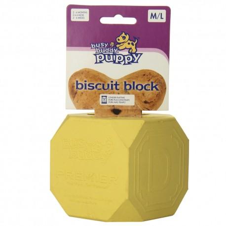 Puppy Biscuit Block - Envío Gratuito