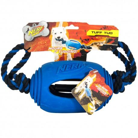 Rubber Tug Football Toy - Envío Gratuito