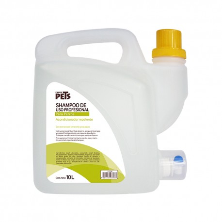 Shampoo Profesional Antibacterial - Envío Gratuito