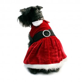 Vestido Sra. Claus