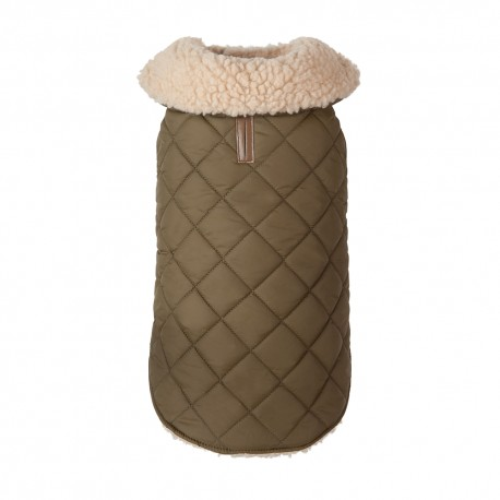 Chamarra Quilted Shearling - Envío Gratuito