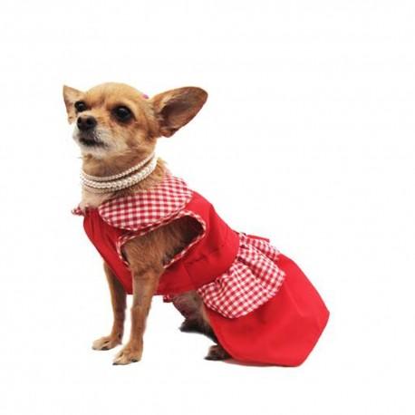 Vestido Cherry-Berry - Envío Gratuito