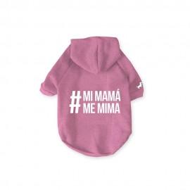 Hoodie Mi Mamá Me Mima