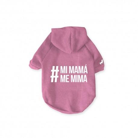 Hoodie Mi Mamá Me Mima - Envío Gratuito