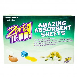 Zorb It-Up Hojas Absorbentes