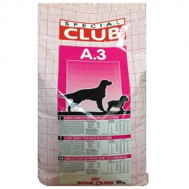 Special Club: Cachorro A3