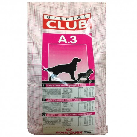 Special Club: Cachorro A3 - Envío Gratuito