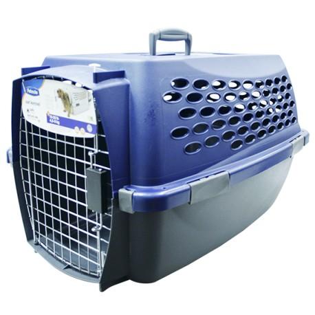 "Transportadora Vari Kennel Azul 24"" - Envío Gratuito"