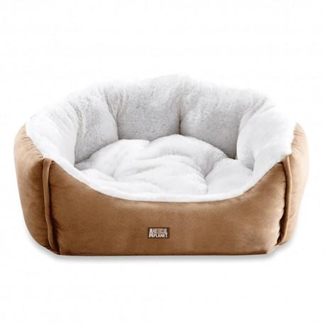 Small Ultra Suede Pet Bed - Envío Gratuito