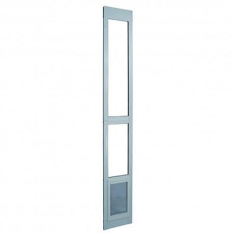 """Extensión - Puerta de Aluminio para Perros 7"""" x 11"""" - Envío Gratuito"""