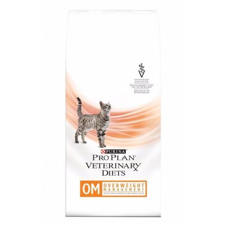 Pro Plan® OM Overweight Feline - Envío Gratuito