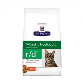 Sobrepeso r/d - Gato