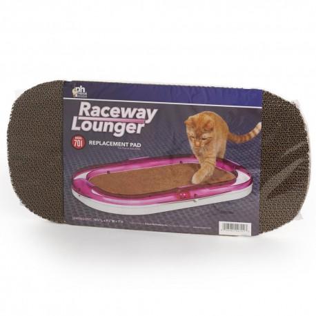 Raceway Lounger Replacement Pad Scratcher - Envío Gratuito