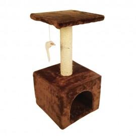 Mueble Para Gato Con Juguete - Envío Gratuito