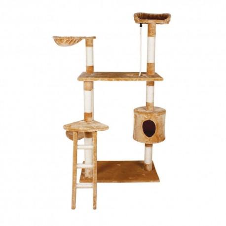 Mueble para Gato con Casa y Escalera - Envío Gratuito