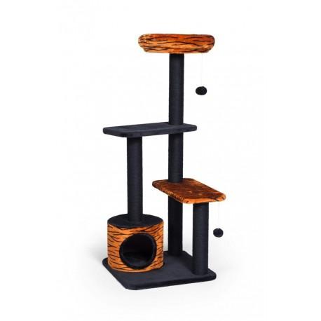 Torre para Gato Kitty Tiger Tower - Envío Gratuito