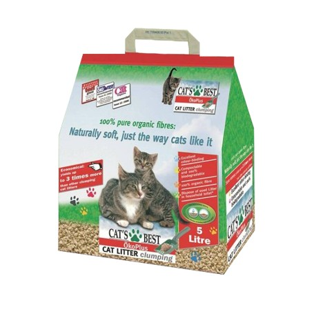 OUTLET: Arena Cat's Best 40 lts - Envío Gratuito