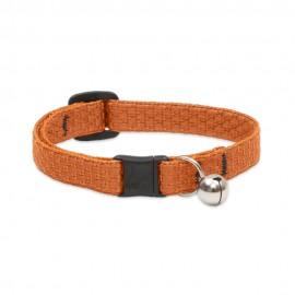"""Collar con Cascabel 1/2"""" Pumpkin"""