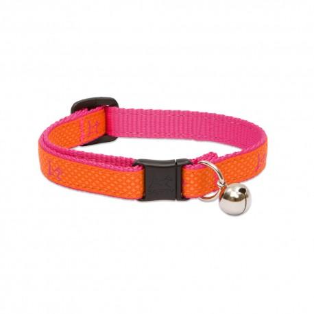 "Collar con Cascabel 1/2"" Sunset Orange - Envío Gratuito"