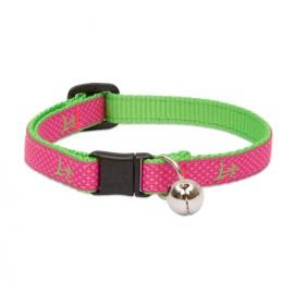 """Collar con Cascabel 1/2"""" Bermuda Pink"""