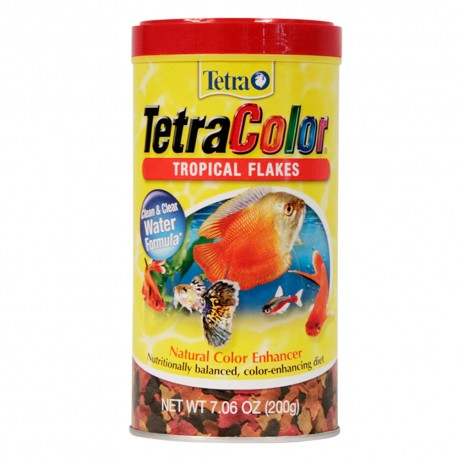 Tetracolor Tropical Flakes - Envío Gratuito
