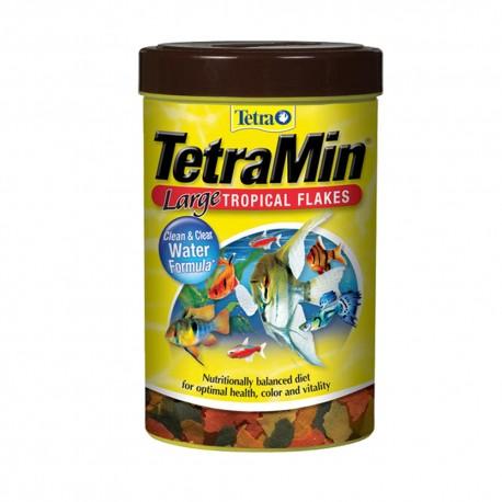 Tetramin Tropical Large Flakes - Envío Gratuito