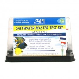 Master Test Kit para Agua Salada - Envío Gratuito