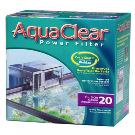 Filtro AquaClear Mini - Envío Gratuito