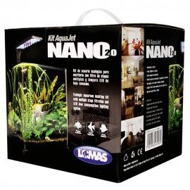 Acuario Nano 9 Lt - Envío Gratuito