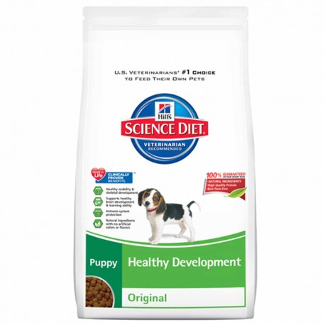 OUTLET: Puppy Healthy Development Original 13.6 kg - Envío Gratuito