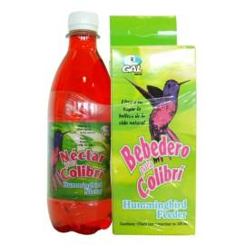 Bebedero Colibri con Líquido