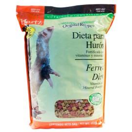 Alimento Huron / Ferret Diet 5 Kg