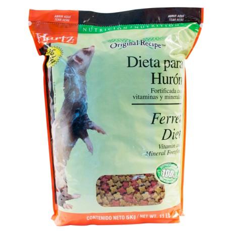 Alimento Huron / Ferret Diet 5 Kg - Envío Gratuito