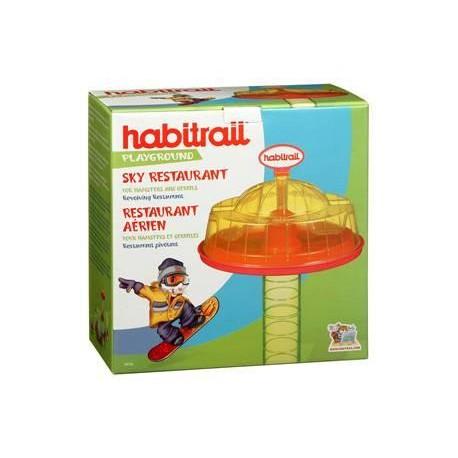 Habitrail Playground Restaurante - Envío Gratuito
